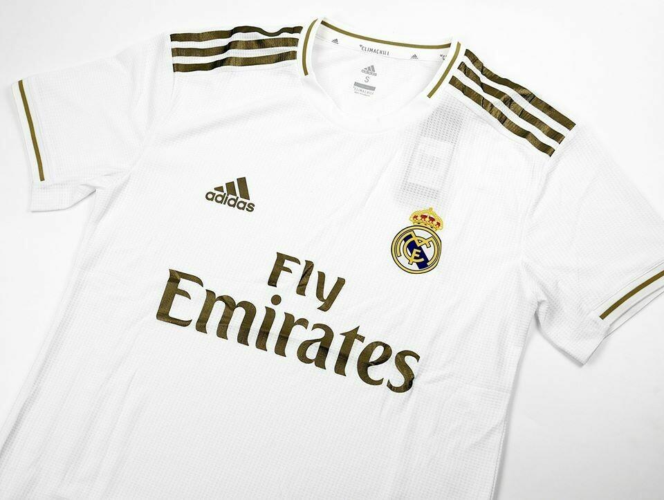 REAL MADRID HOME PLAYER VERSION 2019-2020 MAGLIA CASA