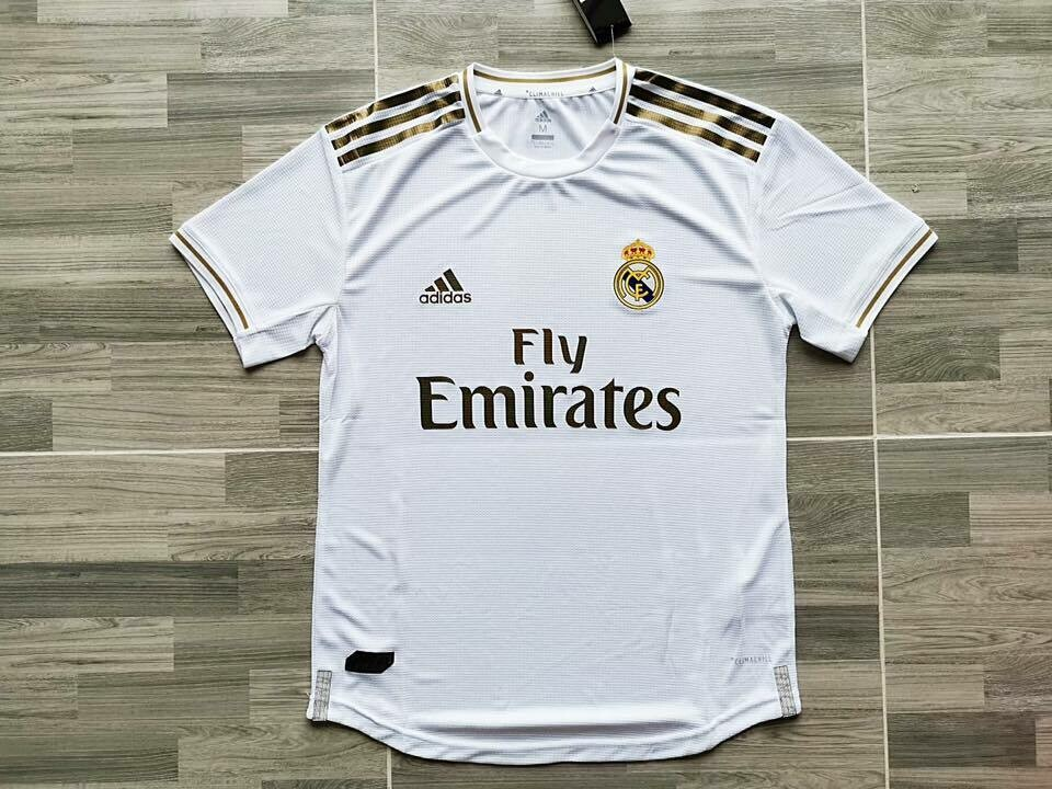 REAL MADRID HOME PLAYER VERSION 2019-2020 MAGLIA CASA PLAYER