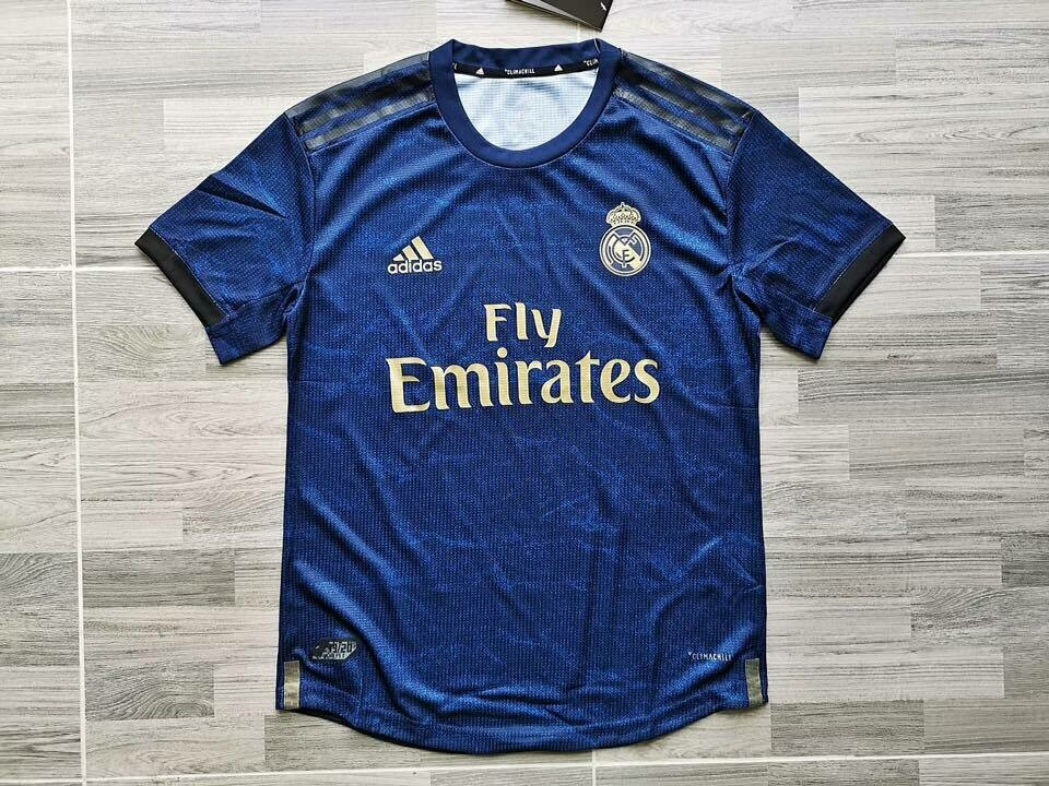 REAL MADRID AWAY  PLAYER VERSION 2019-2020 MAGLIA TRASFERTA PLAYER
