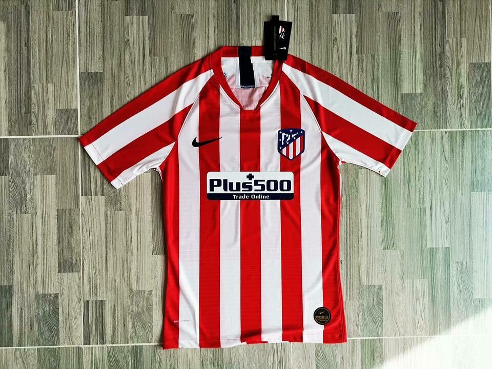 ATH MADRID HOME 2019-2020 ATLETICO MADRID  19 20 PLAYER VERSION
