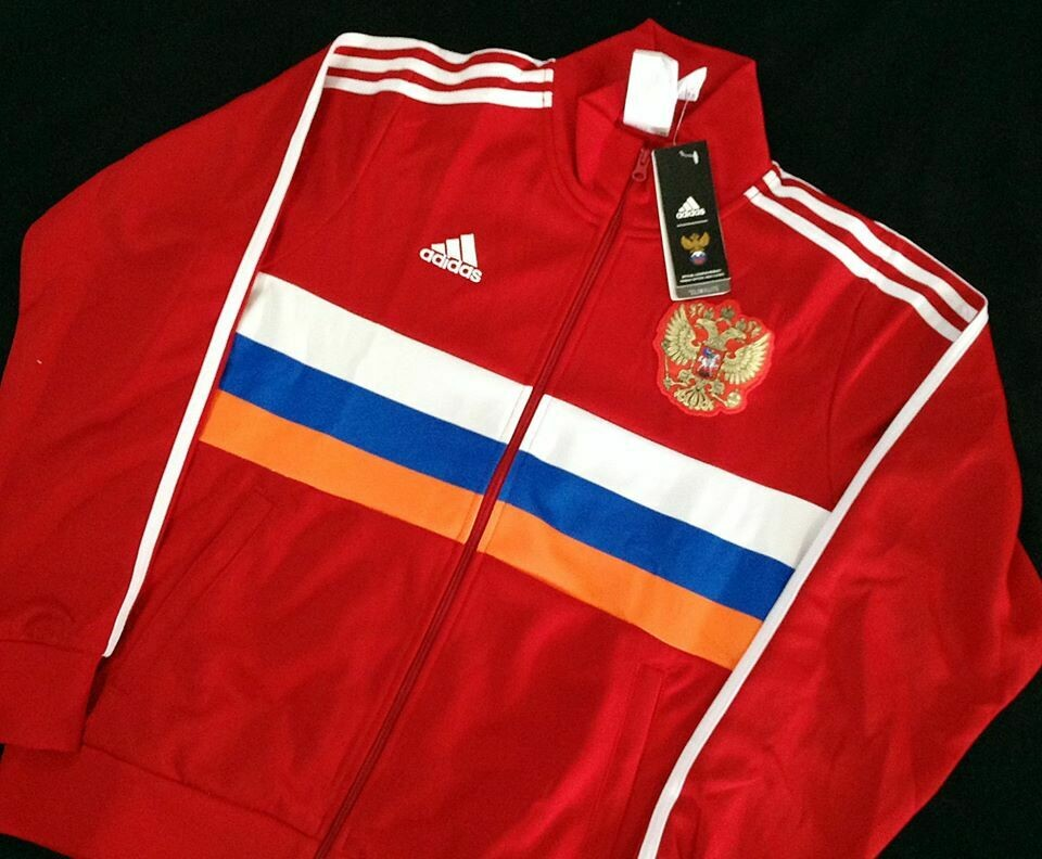 RUSSIA WC 2018 JACKET GIACCA RUSSIA