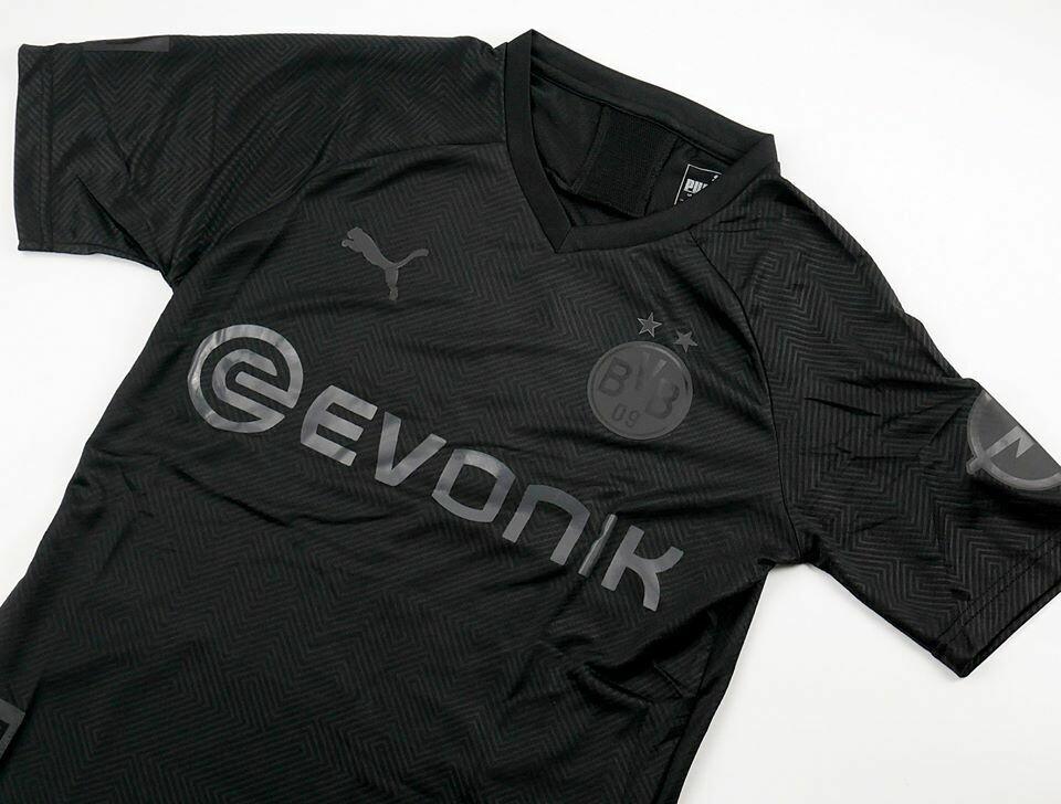 Dortmund 110th Anniversary Blackout Kit.