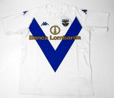 BRESCIA AWAY 2003-2004  BAGGIO MAGLIA TRASFERTA 03 04