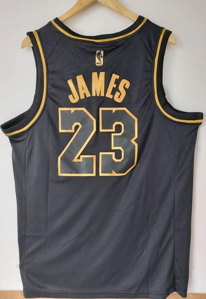 LAKERS LOS ANGELES MAGLIA LAKERS LEBRON JAMES 23
