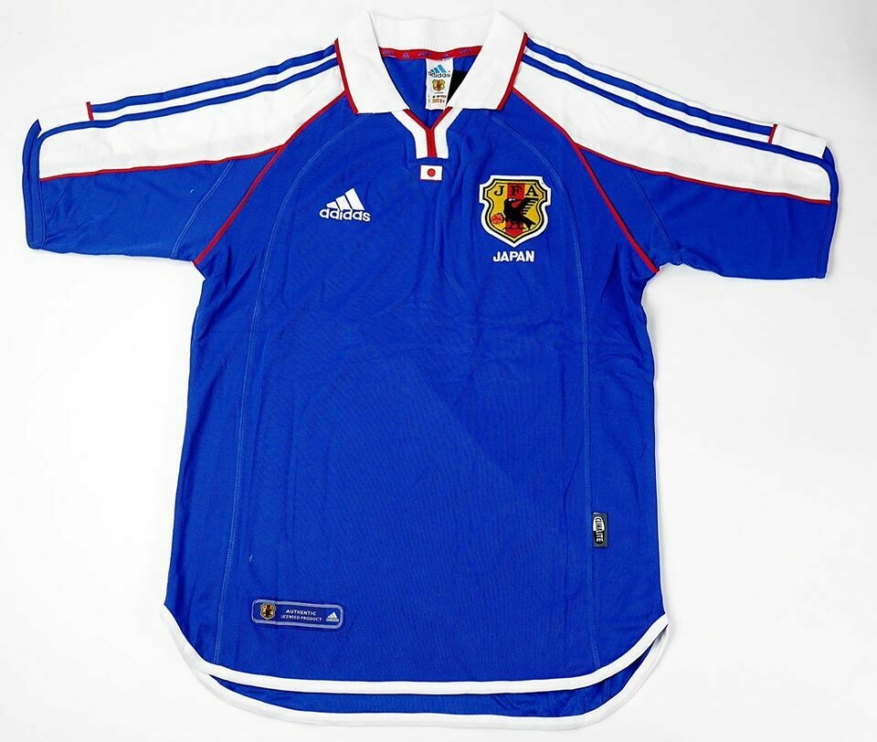 JAPAN HOME 2000 GIAPPONE MAGLIA CASA JERSEY HOME 2000