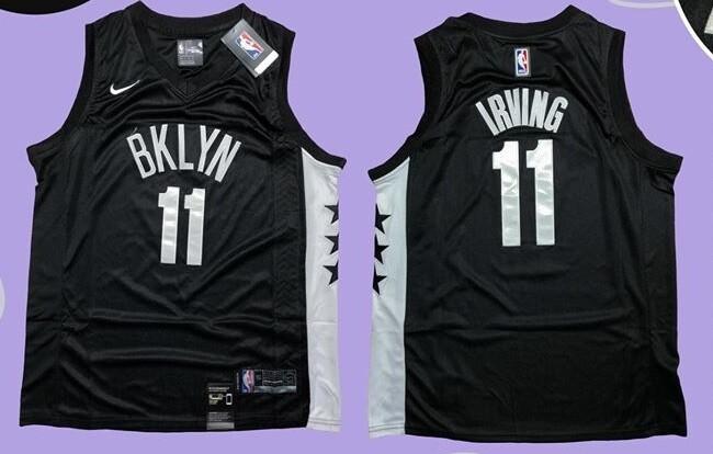 BROKLIN IRVING 11 MAGLIA JERSEY IRVING NBA 11 IRVING
