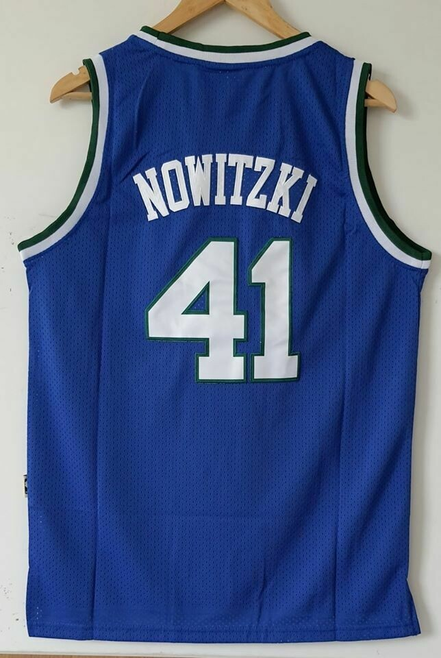 Dirk Nowitzki DALLAS MAVERICKS BASKETBALL NBA