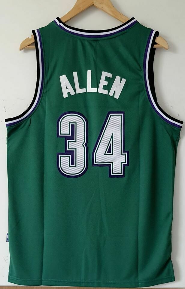 Ray Allen 34 Bucks  BASKETBALL NBA