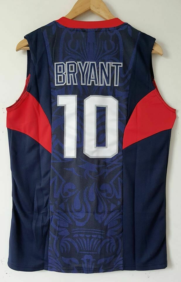 USA KOBE BRYANT 10   BASKETBALL NBA