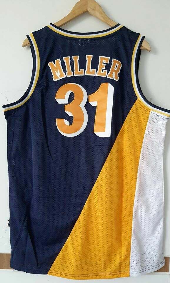 MILLER 21 INDIANA PEACERS  Jersey Maglia BASKETBALL NBA