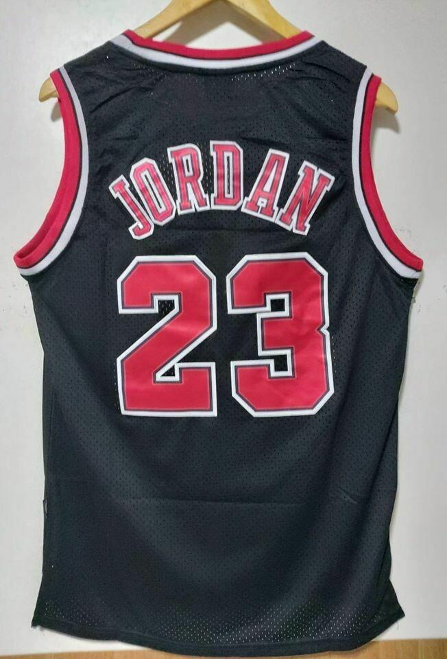 MICHAEL JORDAN 23 CHICAGO BULLS  NBA  Jersey Maglia BASKETBALL NBA