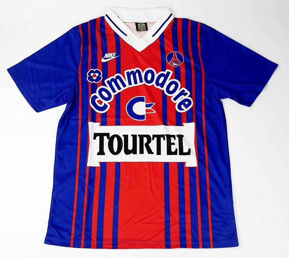 Paris Saint-Germain   MAGLIA CASA PSG HOME 1993-1994