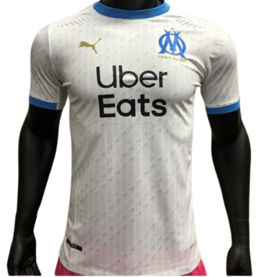 MARSIGLIA MARSEILLE JERSEY HOME  2020 2021  MAGLIA CASA 2020 2021 VERSION PLAYER