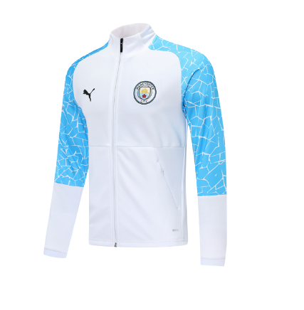 MANCHESTER CITY GIACCA JACKET 2020 2021
