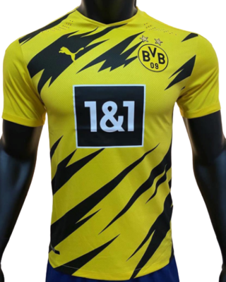 DORTMUND HOME 2020 2021 MAGLIA CASA VERSION PLAYER VERSIONE PLAYER