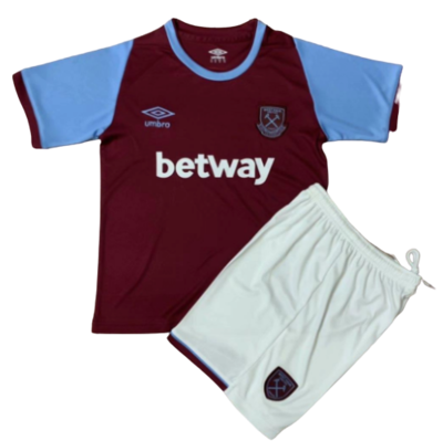 COMPLETINO BAMBINO 2020 2021 KITS KIDS 20 21 WEST HAM