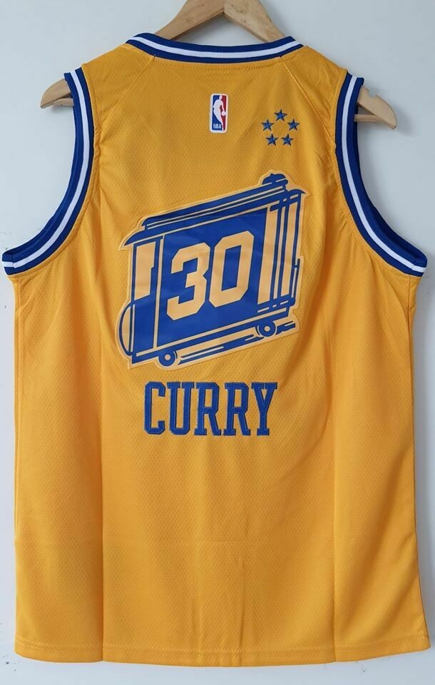 GOLDEN STATE WARRIOS   MAGLIA JERSEY CURRY 30