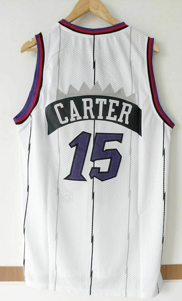 Vince Carter 15 Carter Raptors  BASKETBALL NBA