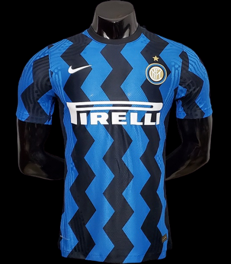 INTER  HOME 2020-2021 MAGLIA CASA 20 21 VERSION PLAYER
