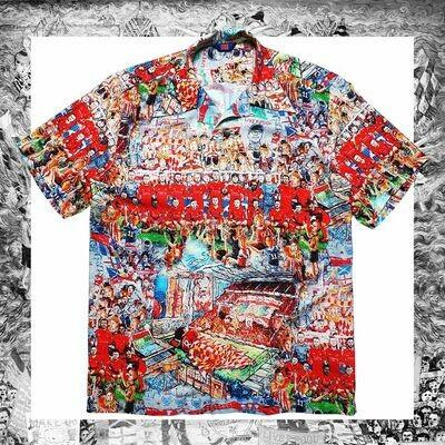 Senshi hawaii shirt Liverpool Limited Edition Limitata Edizione Chiusura 31/07 Pre Ordine - Closed Orders 31/07 Pre Order