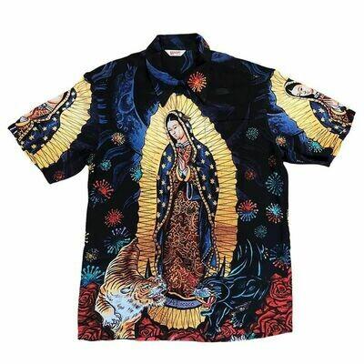 Senshi hawaii shirt Virgin Mary 2020 Limited Edition Limitata Edizione Chiusura 31/07 Pre Ordine - Closed Orders 31/07 Pre Order