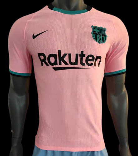BARCELONA AWAY 2020 2021  MAGLIA TRASFERTA PLAYER VERSION