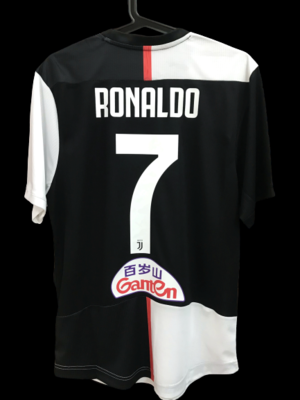 JUVENTUS 2019 2020   MODEL LIKE  MATCH WORN PLAYER VERSION MATCH ISSUE PALACE CRISTIANO RONALDO 7 CR7