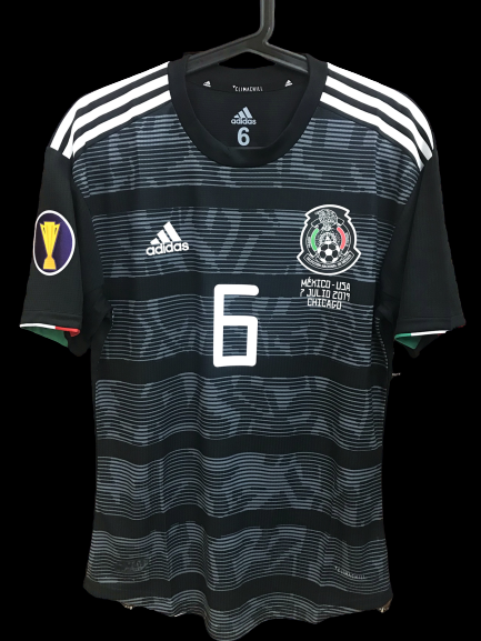 Mexico Copa America 2019 final  MODEL LIKE  MATCH WORN PLAYER VERSION MATCH ISSUE Messico coppa america finale 2019