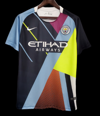 MAN CITY NIKE COLLABORATION 6TH YEARS