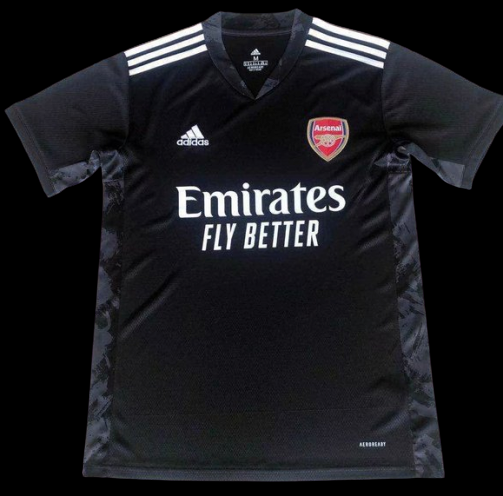 ARSENAL JERSEY GOALKEEPER  2020 2021  MAGLIA PORTIERE 20 21