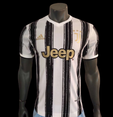 JUVENTUS MAGLIA CASA JERSEY HOME PLAYER VERSION 2020 2021