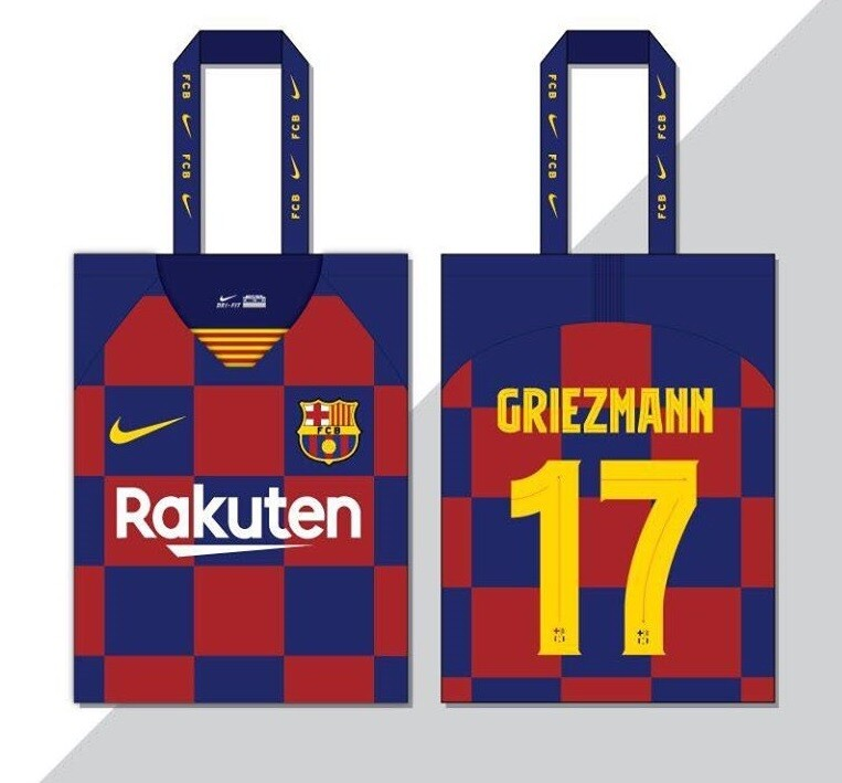 BARCELONA PERSONALIZZABILE BORSA BAG