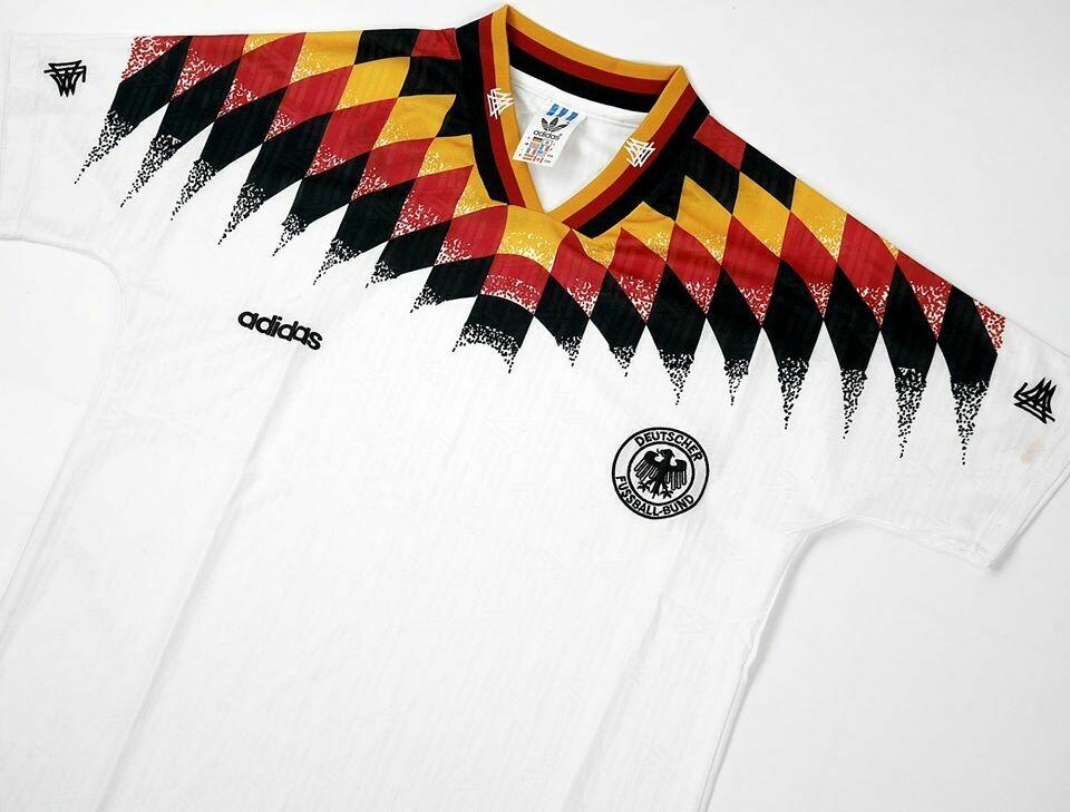 GERMANY HOME 1994 MAGLIA CASA