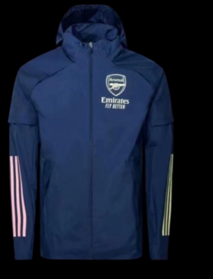 ARSENAL  2020 2021 HOODED JACKET ARSENAL 2020 2021