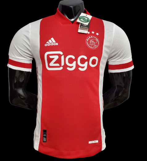 AJAX AWAY 2020-2021 MAGLIA CASA 2020 2021 JERSEY HOME PLAYER VERSION