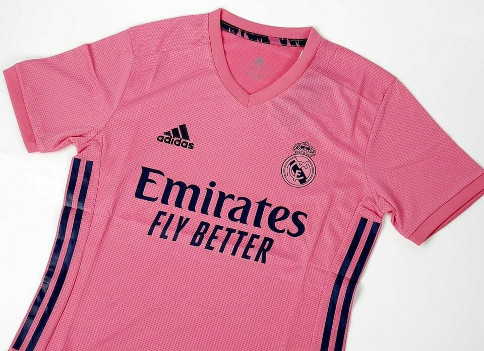 REAL MADRID AWAY 2020 2021  MAGLIA TRASFERTA 20 21 REAL MADRID PLAYER VERSION