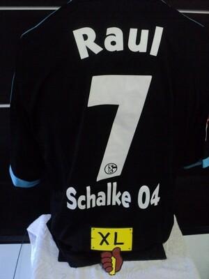 NR 199 SCHALKE 04 RAUL 7 TAGLIA XL SIZE XL