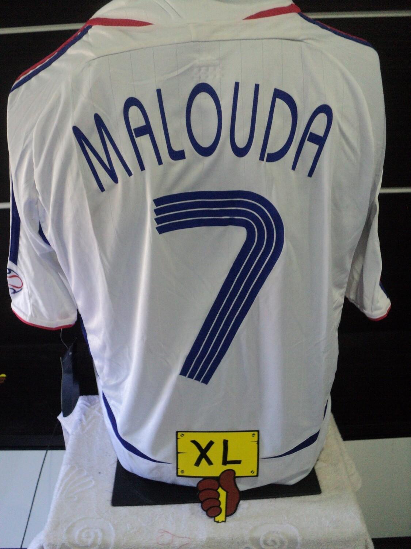 NR 254 FRANCIA WORLD CUP 2006 MALOUDA TAGLIA XL SIZE XL