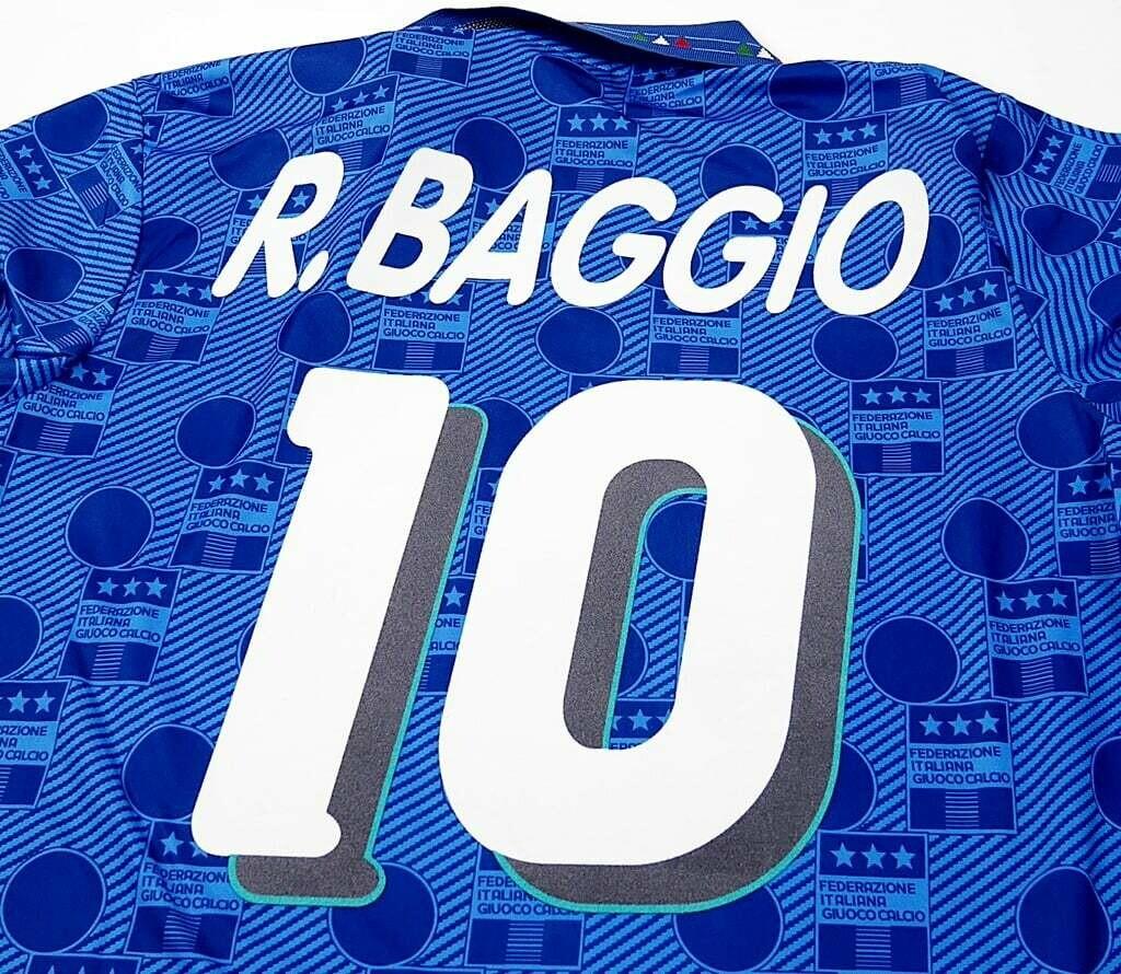 ITALIA USA 94 ROBERTO BAGGIO 10