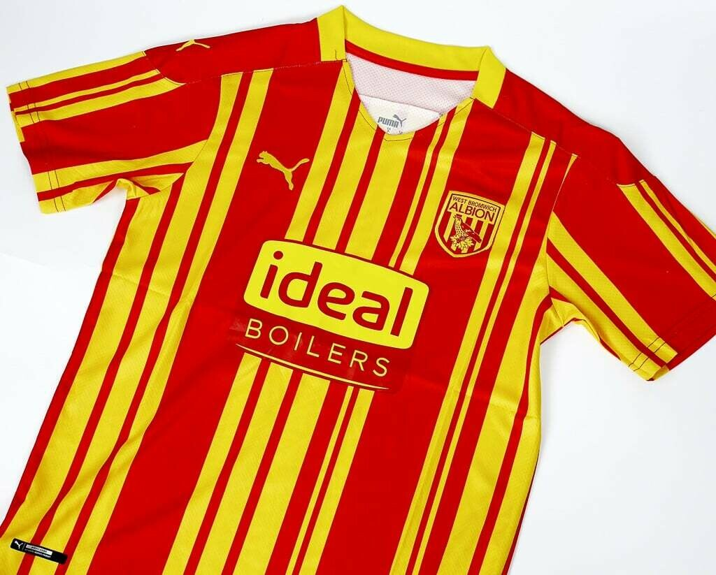 WEST BROMWICH ALBION AWAY 3RD 2020 2021
