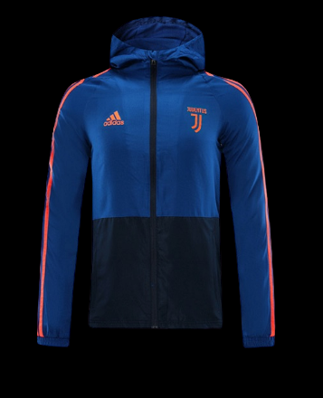 JUVENTUS 2020 2021 Wind Coat - JUVENTUS 2020 2021 Jacket