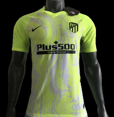 ATH MADRID AWAY 2020 2021 ATLETICO MADRID MAGLIA TRASFERTA PLAYER VERSION VERSIONE PLAYER
