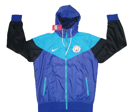MANCHESTER CITY  GIACCA WIND COAT 2020 2021 MAN CITY