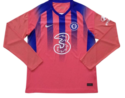 CHELSEA JERSEY PINK 2020 2021  MAGLIA ROSA 2020 2021
