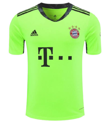 BAYERN PORTIERE 2020 2021 MAGLIA GOALKEEPER CAMISETAS PORTIERE
