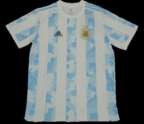 ARGENTINA HOME  2020-2021 MAGLIA CASA 20 21 ARGENTINA