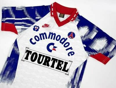 PSG AWAY 1992-1993 PARIS ST GERMAIN 92 93