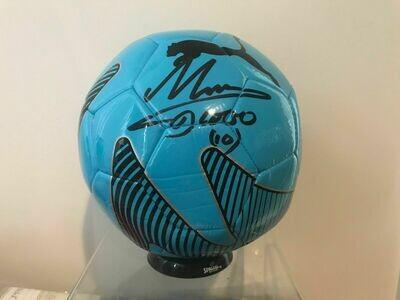 Pallone Autografato Diego Armando Maradona  Signed Diego Armando Maradona Pibe D Oro with COA certificate BALL HAND SIGNED MARADONA