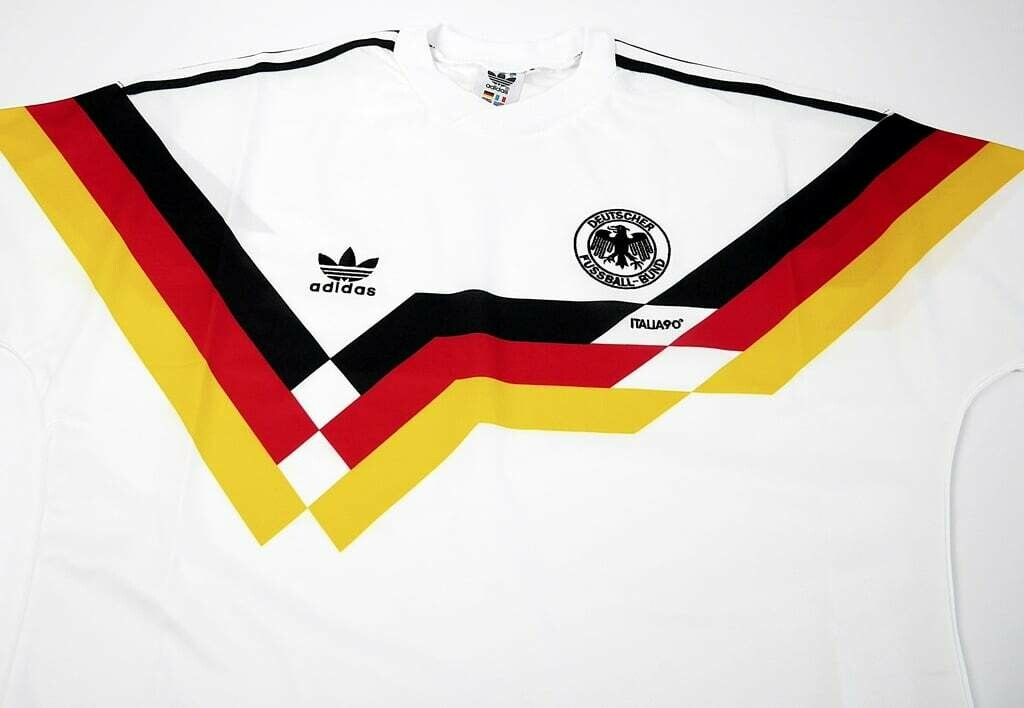 GERMANY HOME FINAL WC 1990 FINAL WORLD CUP 1990 GERMANIA 90 ITALIA COPPA DEL MONDO 1990