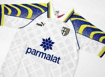 PARMA HOME WHITE 1995-1997 MAGLIA CASA 95 97 PARMA
